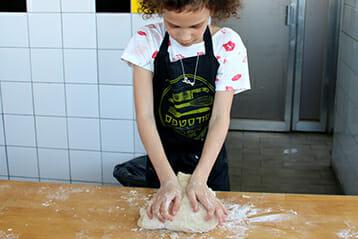סדנאות בישול להורים וילדים