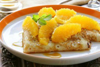 קרפ תפוזים