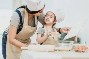 סדנת בישול לילדים